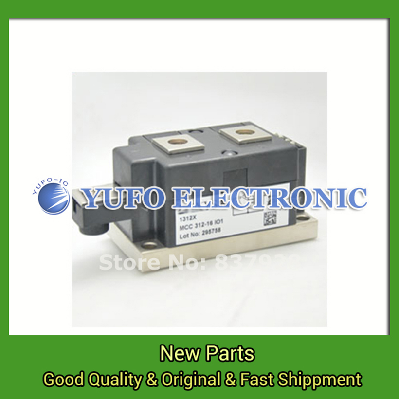 Free Shipping 1PCS  MCC312-16IO1 Power Modules original new Special supply Welcome to order YF0617 relay free shipping 1pcs pf1000a 360 power su pply module original stock special supply welcome to order yf0617 relay