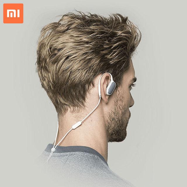 Original Xiaomi Mi Sport Bluetooth Headset Wireless Earbuds With Microphone Waterproof Bluetooth 4.1 Earphone