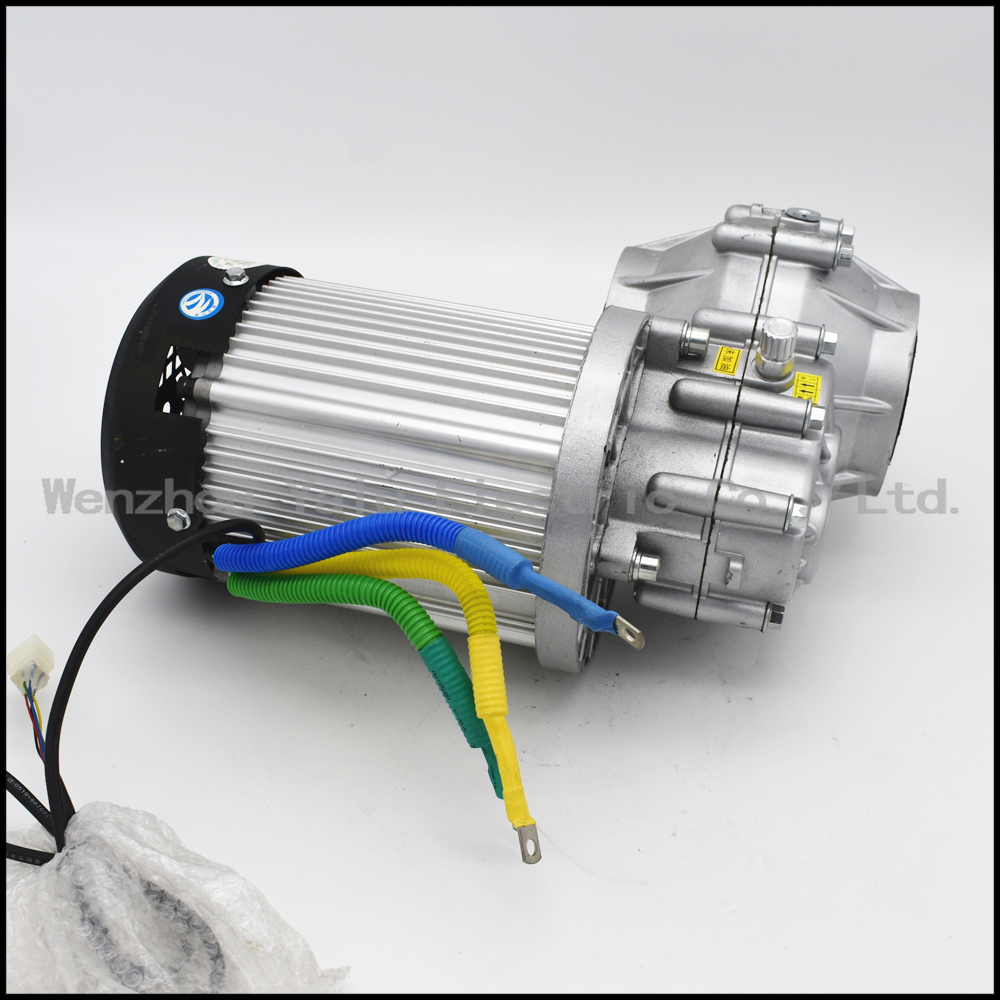 BM1412HQF (BLDC) 1200W48V / 60V의 자체 추진 전기 유압 플랫 운반 말 운전 중지