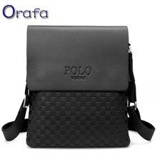 2016 Polo men messenger bag crossbody bags for men small luxury brand men's travel shoulder bags designer handbags high quality