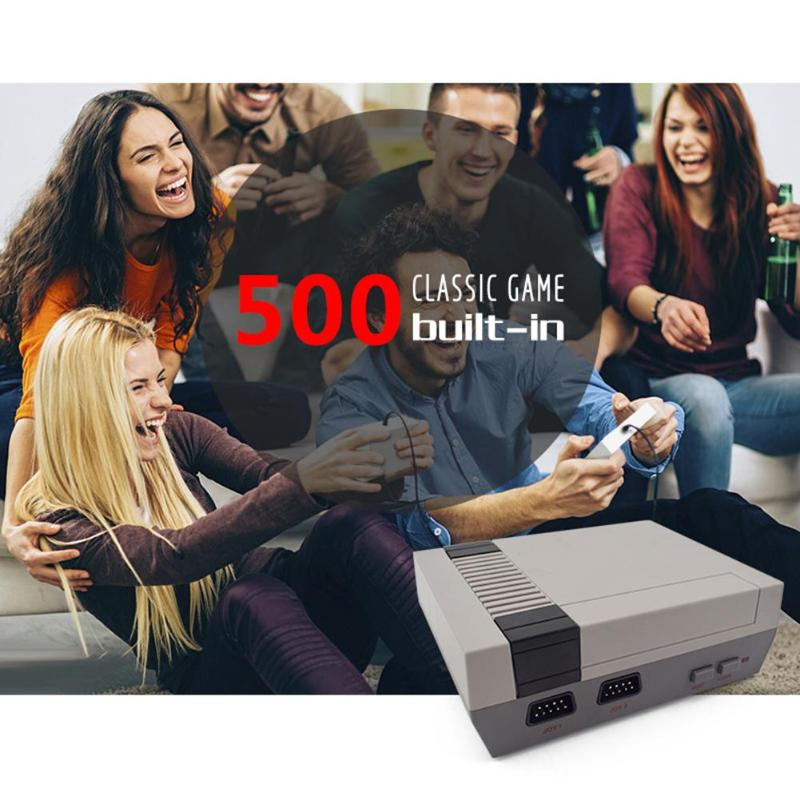Classic Games Console with Built-in 500/620 games 11