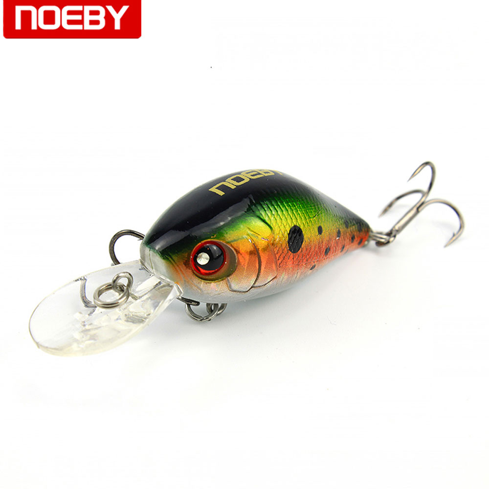 NOEBY carnkbaits rock crank bass pike fishing lure fishing wobbler hard baits swimbaits artificial lure set sea 4.5cm/8g wldslure 1pc 54g minnow sea fishing crankbait bass hard bait tuna lures wobbler trolling lure treble hook