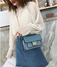 High-quality Luxury Handbags Women Bags Designer Famous Brand Women Bags 2019 Clutch Purse Shoulder Bag Chains Fashion Flap