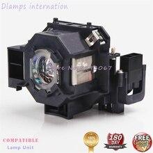 EP41 Thay Thế Đèn nhà ở cho Máy Epson EBS5/S6/77C/78, EMP 260, H283A, HC700, H284B, EH TW420, EX21, EX30, EX50, EX70, EB X62