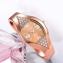 hot sale rose gold women's watches bracelet