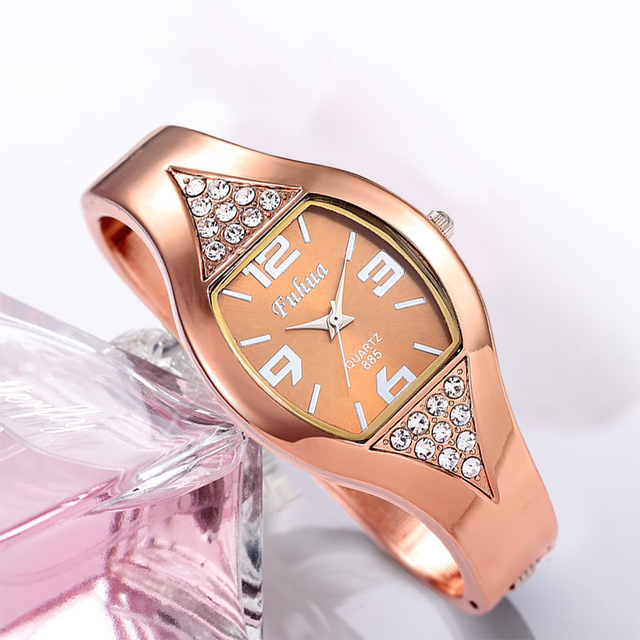 hot sale rose gold women's watches bracelet watch women watches luxury ladies wa