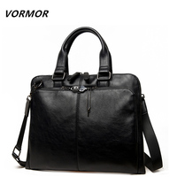 Men Bag Casual Men S Briefcase Shoulder Bags Laptop Crossbody Messenger Bag Men Leather Men S