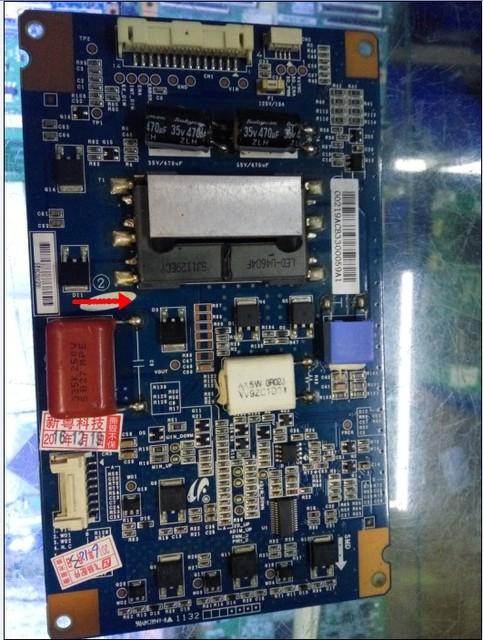Original led junta SSL400_3E1A REEMPLAZAR SSL460-3E1B rev 0.1 placa lógica