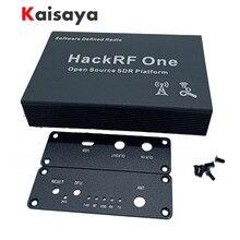 Черный алюминиевый корпус для HackRF One