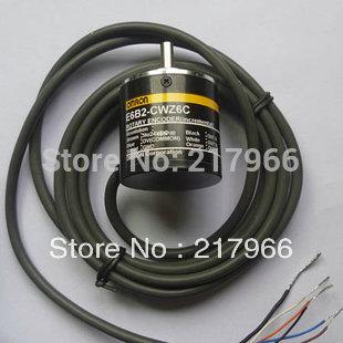 incremental rotary encoder E6B2-CWZ6C  2000P/R Industrial encoder ,dimenstion 40mm