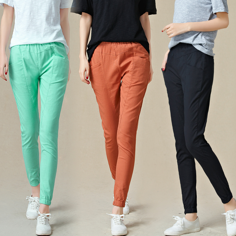 Popular Green Ankle Pants-Buy Cheap Green Ankle Pants lots from ...