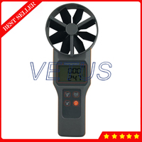 AZ8919 Digital anemometer price with temperature / humidity / CO2 gas tester Carbon dioxide detector 4 in 1