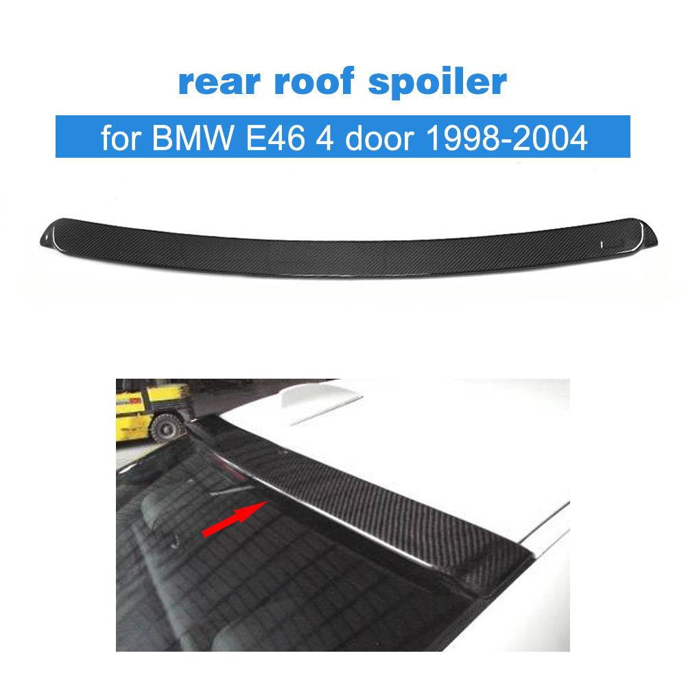 Carbon fiber rear roof spoiler window wing for BMW E46 4 door 1998-2004 C styling personality creative loft vintage wrought iron art ceiling light cafe bars restaurant decoration led ceiling lamp free shipping