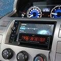 1 UNID Car Auto LCD Reloj Digital exterior/interior Termómetro de Temperatura de Tensión Meter Battery Monitor VHC78 T50