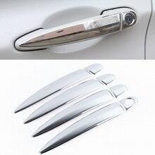 100% 8pcs New Stainless Steel Door Handle Cover Trim For Bmw 1 3 5 Series Gt X1 X3 X4 X5 X6 F20 F30 F35 E84 E70 E71 2012 2013