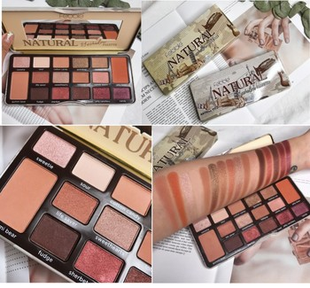 Chocolate Makeup Eyeshadow Palette 16 Colors Shimmer Matte Glitter Makeup Palette Smoky Pigmented Eyeshadow Palette Cosmetic недорого