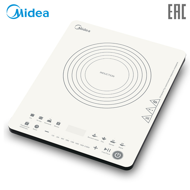 Induction cooker Midea MC-IN2111 midea mc hf 661 wh