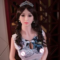 Pinklover 158cm Real Sized Sex Doll Realistic girl Silicone mannequins Japanese