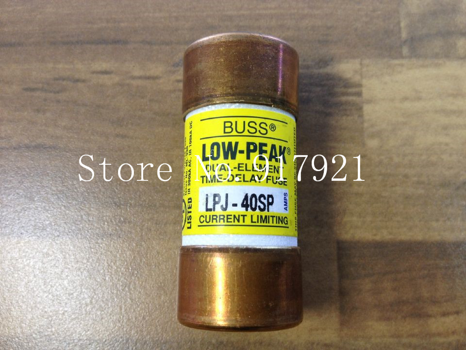 [ZOB] The United States Bussmann LPJ-40SP BUSS fuse original authentic  --3pcs/lot world music pedagogy in the united states middle school