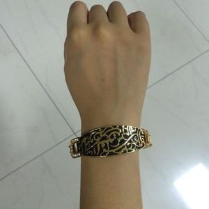 Image 3 - Bracelets musulmans Allah coran bracelets, bijoux de mode Islam
