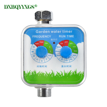 Copper solenoid valve Garden water timer Intelligent irrigation controller Home Automatic watering device Drip Timer