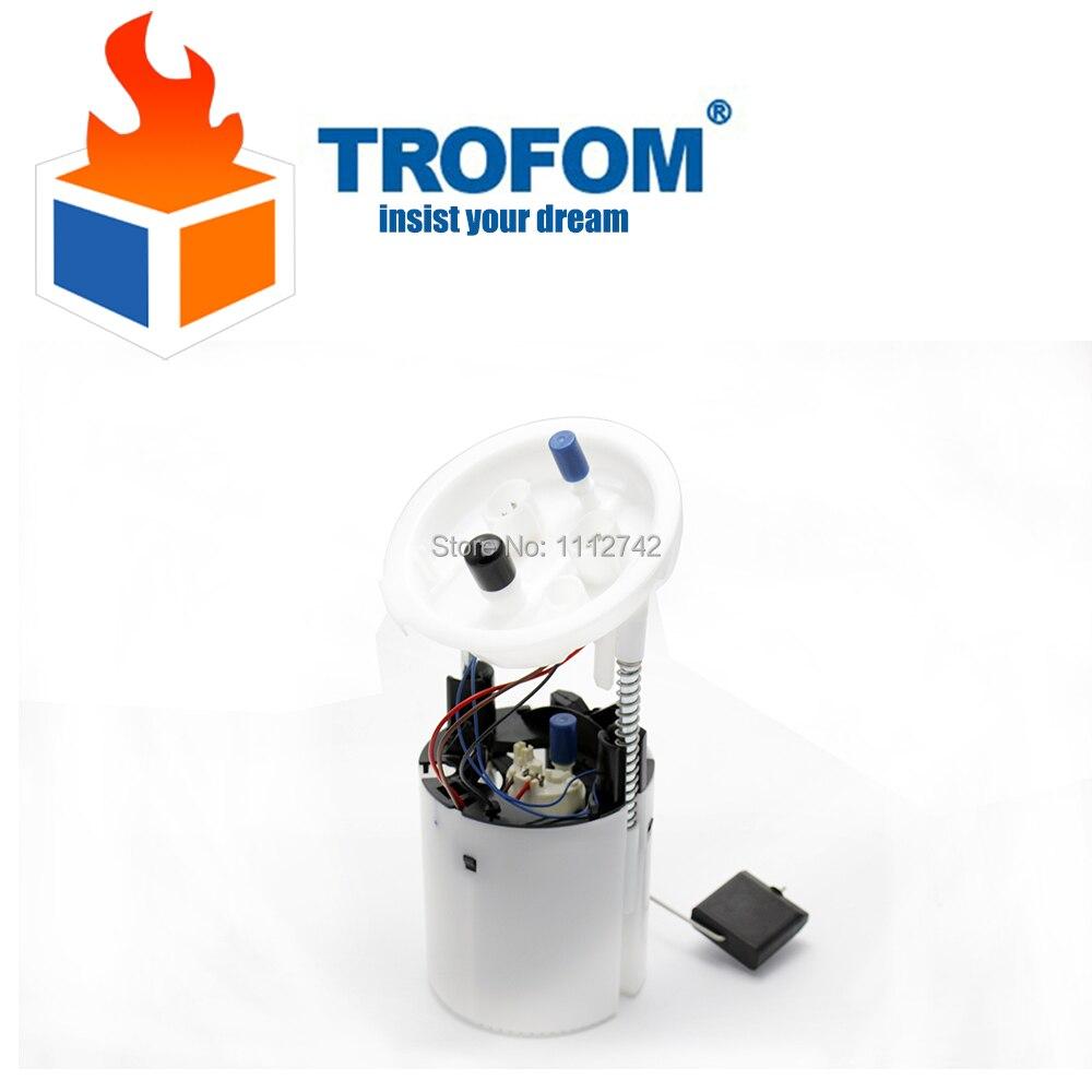 Electric Fuel Pump Assembly For Bmw N52 E82 E88 E90 E91 E92 E93 Coupe 16147163298 Fg0917 11b1 16 14 7 163 298 E8688m Eh688m Delfg0917 In Supply Treatment