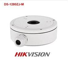Original Hik DS 1280ZJ M junction junction Box for dome camera DS 2CD2342WD I DS 2CD2335FWD I