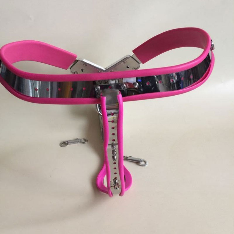 chastity belt 17 Arc male chastity belt sex toys for men male chastity device stainless steel cock cage 4
