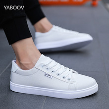 Brand Driving Shoes Low Top Solid White Black Grey Canvas Shoes