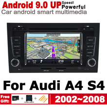 IPS Android 2 DIN Car DVD GPS For Audi A4 S4 RS4 8E 8H 2002~2008 MMI Navigation Multimedia Player Stereo Radio WiFi system ips android 2 din car dvd gps for audi a3 s3 8p 2003 2012 mmi navigation multimedia player stereo radio wifi system