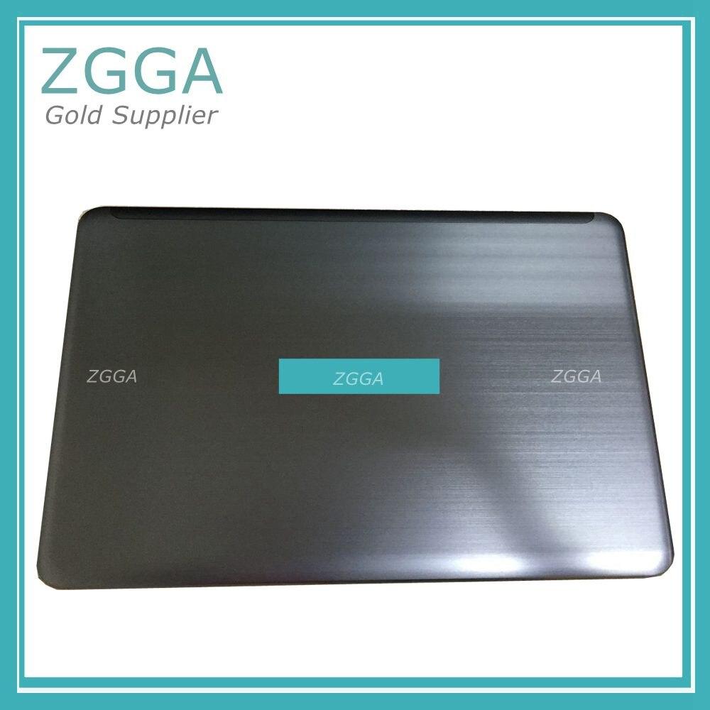 все цены на Genuine Laptop LCD Front Bezel Rear Lid For Toshiba C875 S870 S875 C870 L870 L875 Back Cover Top Case Screen Frame H000042890 онлайн