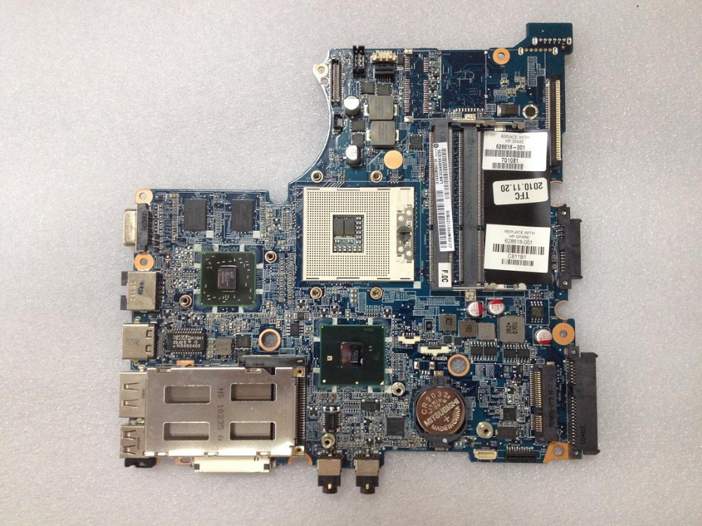 цены 599518-001 Laptop motherboard For HP probook 4321S 4420S 4421S ATI Mobility Radeon HD 5430 HM57 DDR3 Mainboard