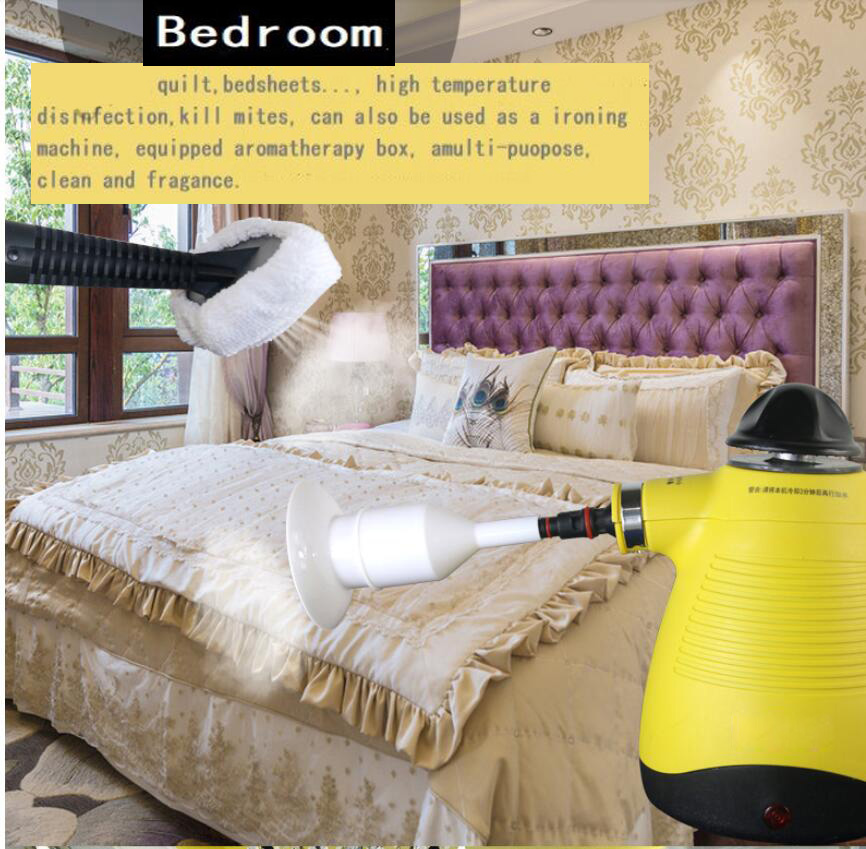 Us 60 2 Portable High Pressure Cleaning Steam Cleaner Handheld Clean Machine Kitchen Cabinets Clothes With 10 Spray Accessories In Garment Steamers