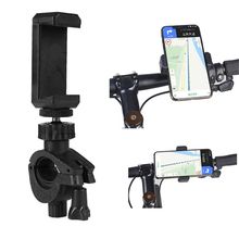 360 Degree Rotation Bike Phone Holder Live Stream broadcast Stand Support Navigation Bracket Cycling Mountain Motorbike Bicycle недорого