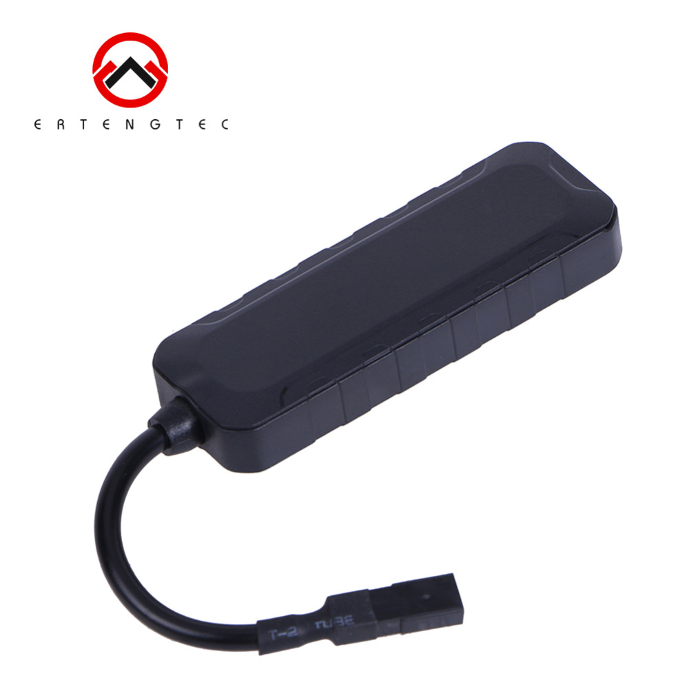 Car GPS Tracker GV25 Waterproof IPX5 Support 9-36V GPS LBS Position GSM Locator