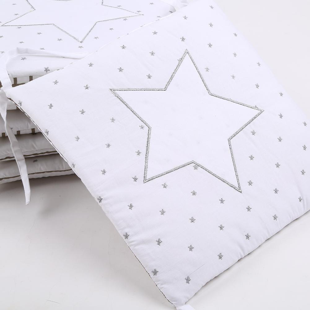 2018 nueva estrella patrón cuna alrededor bordado historieta del ...