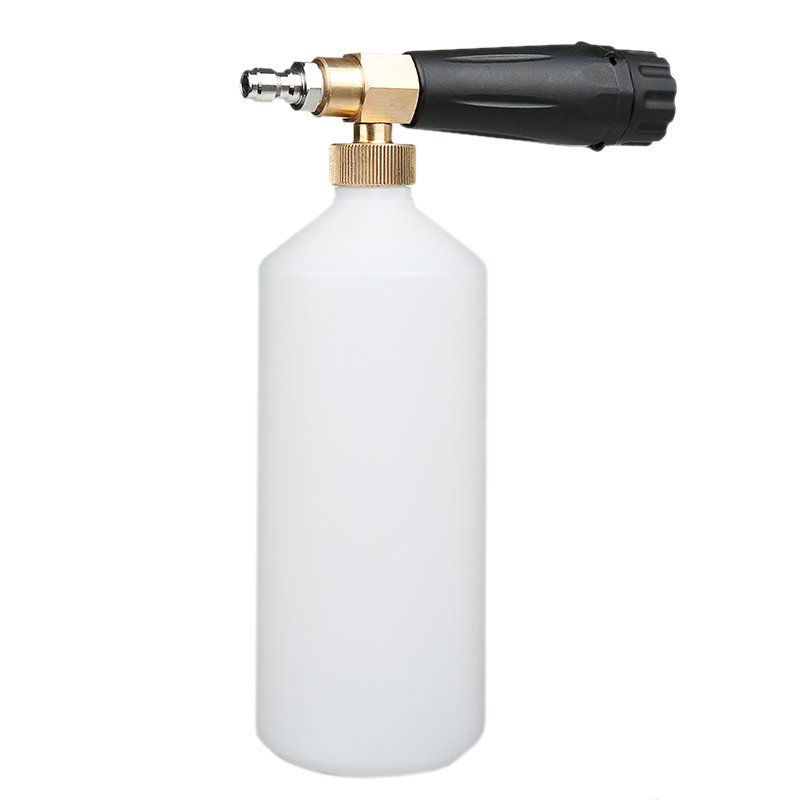 Snow Foam Cannon Lance Pressure Washer Nozzle Tip Spray Gun 3000 Psi Jet Wash 5 Pressure Washer Nozzles For Cleaning 1/4 Inch