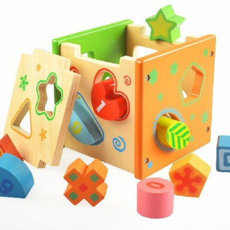 Model Building Kits new wooden Models & Building Toy Colorful box of intelligence Educational toys hot new 2017 whole sale cheap