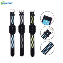 HANGRUI For Xiaomi Huami Amazfit Bip BIT PACE Lite Youth Smart Watch Band replacement Strap Bracelet Wristband For Amazfit Youth