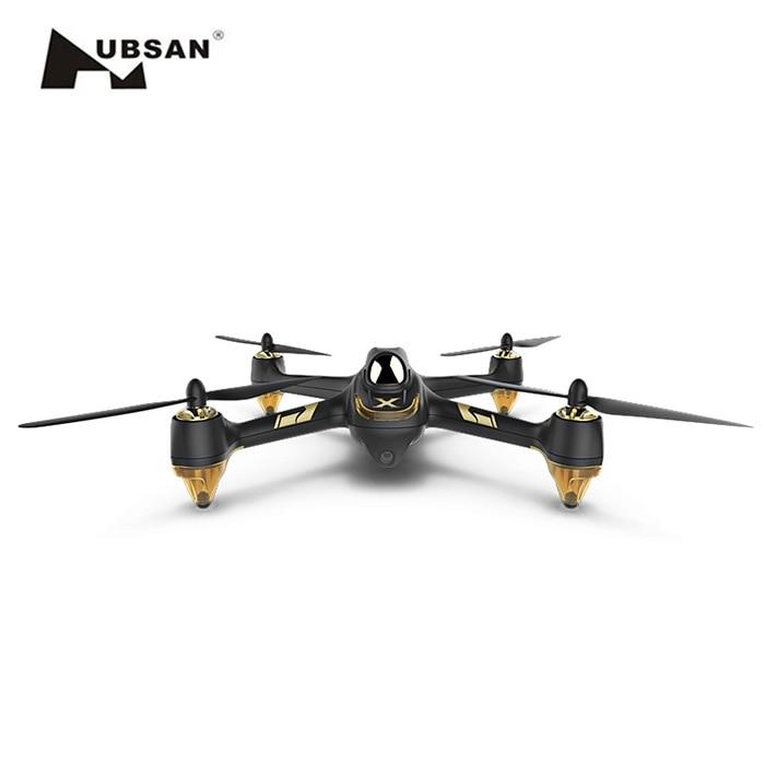 Original HUBSAN X4 AIR H501A RC Drone BNF WiFi FPV 1080P HD / Point of Interest / GPS Follow Me Q