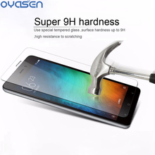 Amazing 9H 0.26mm 2.5D Ultra Thin Real Premium Tempered Glass Film For XIAOMI REDMI Multi - Phone glasses + Cleaning Kit