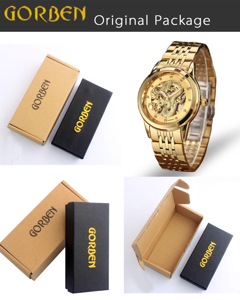 Men Automatic Mechanical Watch (18)