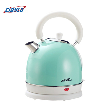 cidylo YK-823 220v Electric kettle Automatic power off  304 stainless steel   for home kitchen appliances electric heating kettle household 304 stainless steel fast automatic power off