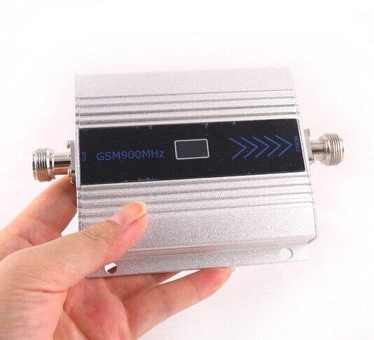 Caliente 2G 900 MHz 900 MHz GSM teléfono móvil teléfono celular señal Booster repetidor ganancia 60dbi pantalla LCD para casa Oficina