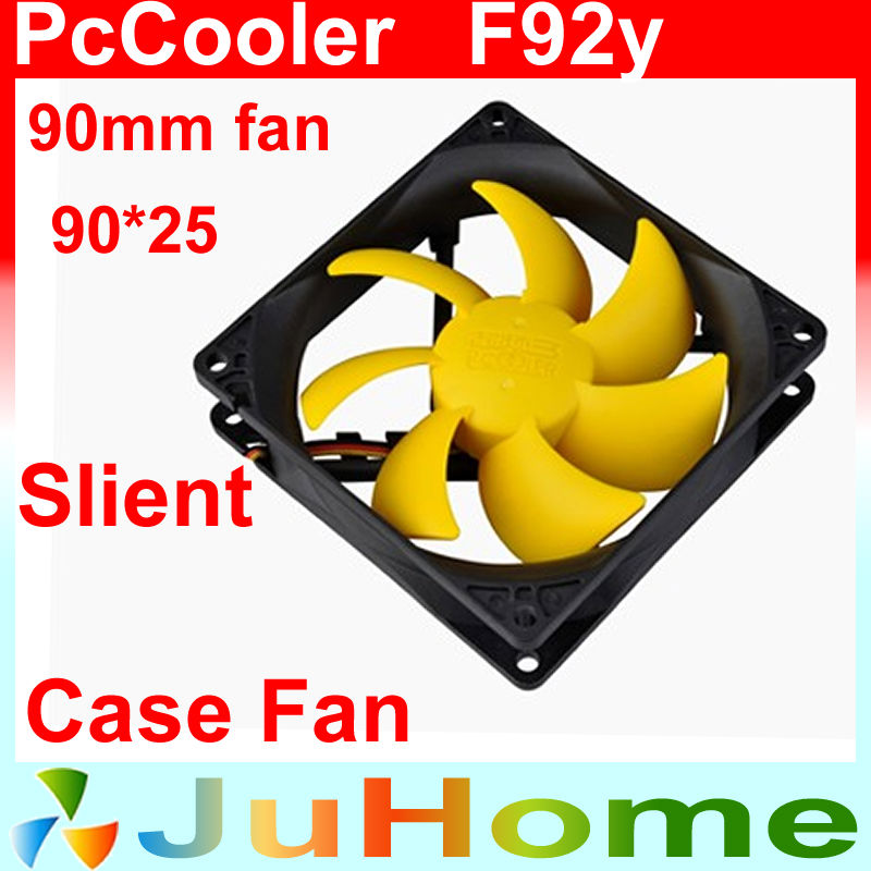90mm, 9cm, case fan, radiator fan computer, cooler fan, slient, Washable, PcCooler F92y computer cooler radiator with heatsink heatpipe cooling fan for hd6970 hd6950 grahics card vga cooler