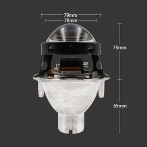 Image 3 - 3.0 นิ้ว H4 Hella 5 Bi xenon โปรเจคเตอร์เลนส์ Retrofit ไฟหน้ารถสำหรับ D2S D2H xenon ชุดหลอดไฟชุดไฟหน้าปรับเปลี่ยน
