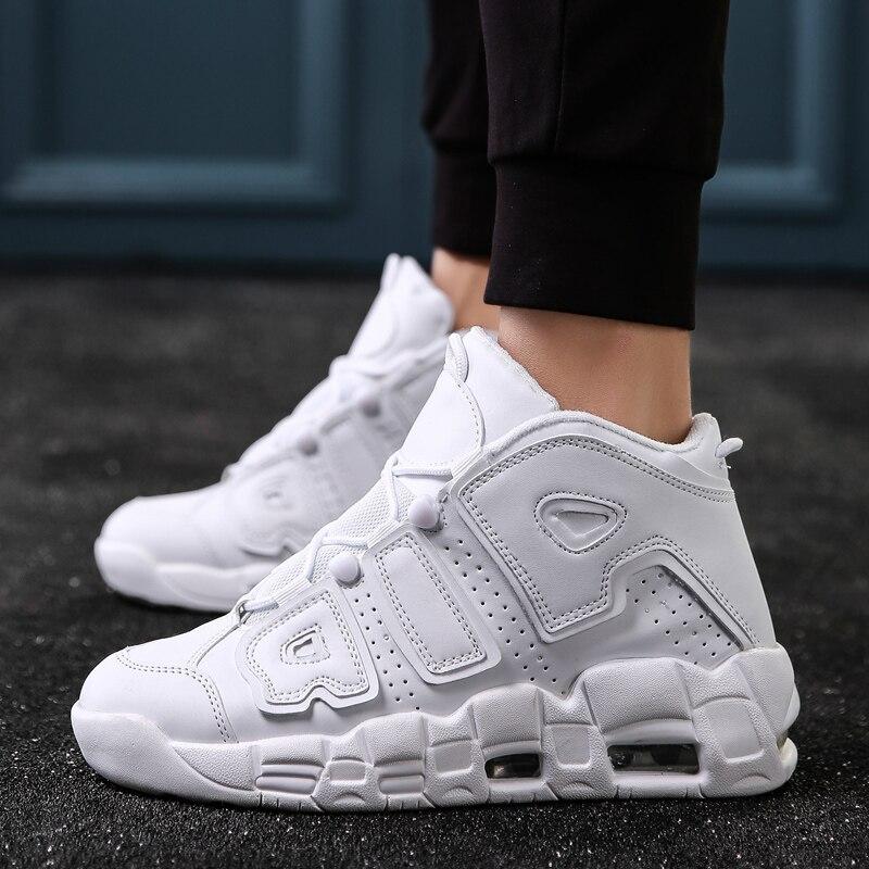 Marca sapatos de basquete masculino feminino de