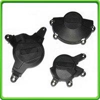 Motorcycle Engine Case Cover Slider / Protector Set for Honda CBR 600 RR CBR600RR 2007 2008 2009 2010 2011 2012 13 14 2015 2016