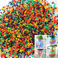 100pcs/bag Water Growing Toys Balls Water Expansion Toy Soft Water Toys Balls Novelty Magic Toys Plant Cultivate Decoration XQ19