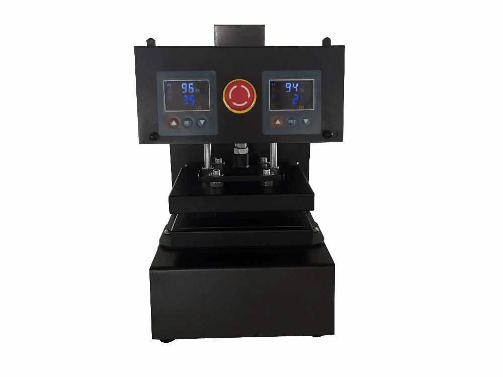 Elektrisk kolofoniumpresse med 15x20 cm varmeplater for fremstilling - Kunst, håndverk og sying